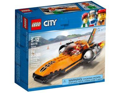 Купить Лего 60178 Победитель гонки, LEGO City.