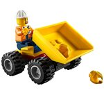 Купить Лего 60184 Команда горняков, LEGO City.