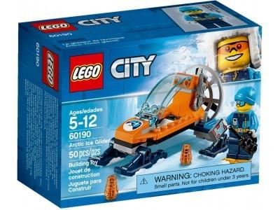 Купить Лего 60190 Аэросани, LEGO City.