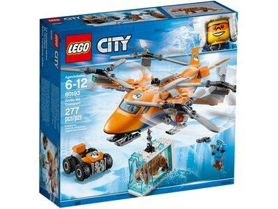 Купить Лего 60193 Арктический вертолёт, LEGO City.