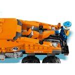 Купить Лего 60194 Грузовик ледовой разведки, LEGO City.