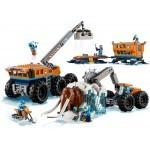 Купить Лего 60195 Передвижная арктическая база, LEGO City.