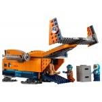 Купить Лего 60196 Арктический грузовой самолёт, LEGO City.