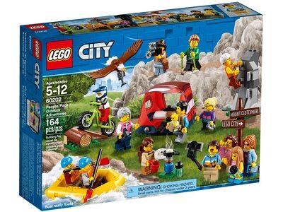 Купить Лего 60202 Любители активного отдыха, LEGO City.