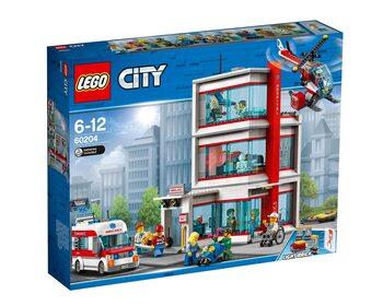 Городская больница LEGO City