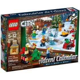 LEGO City Новогодний календарь 2018