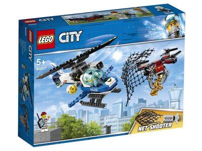 Купить Лего 60207 Погоня дронов серии Сити.