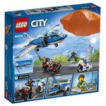 Купить Лего 60208 Арест парашютиста серии Сити.