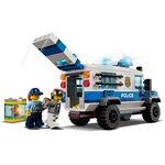 Купить Лего 60209 Кража бриллиантов серии Сити.
