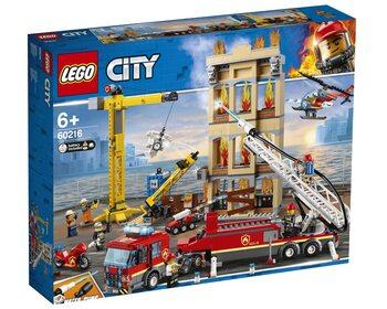 Центральная пожарная станция
