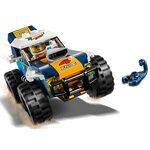 Купить Лего 60218 Гонка в пустыне серии Сити.