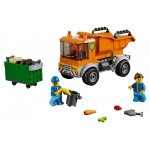 Купить Лего 60220 Мусоровоз серии Сити.
