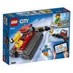 Купить Лего 60222 Снегоуборочная машина серии Сити.