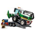 Купить Лего 60223 Транспортировщик для комбайна серии Сити.