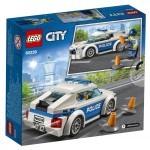 Купить Лего 60239 Полицейский патрульный автомобиль серии Сити.