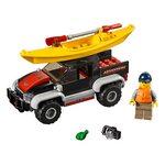 Купить Лего 60240 Приключения на байдарках серии Сити.
