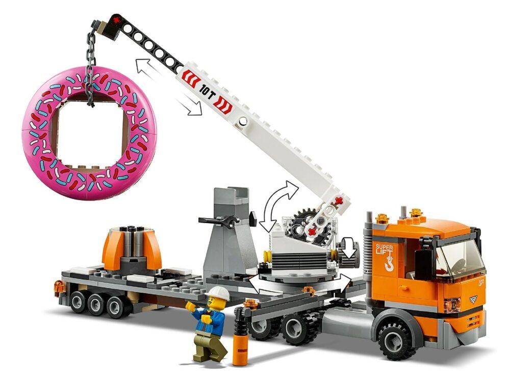 Таксист и конструктор лего