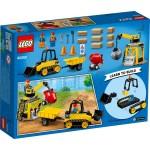 Купити Лего 60252 Будівельний бульдозер, Сіті.