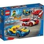 Купити Лего 60256 Гоночні автомобілі Сіті.