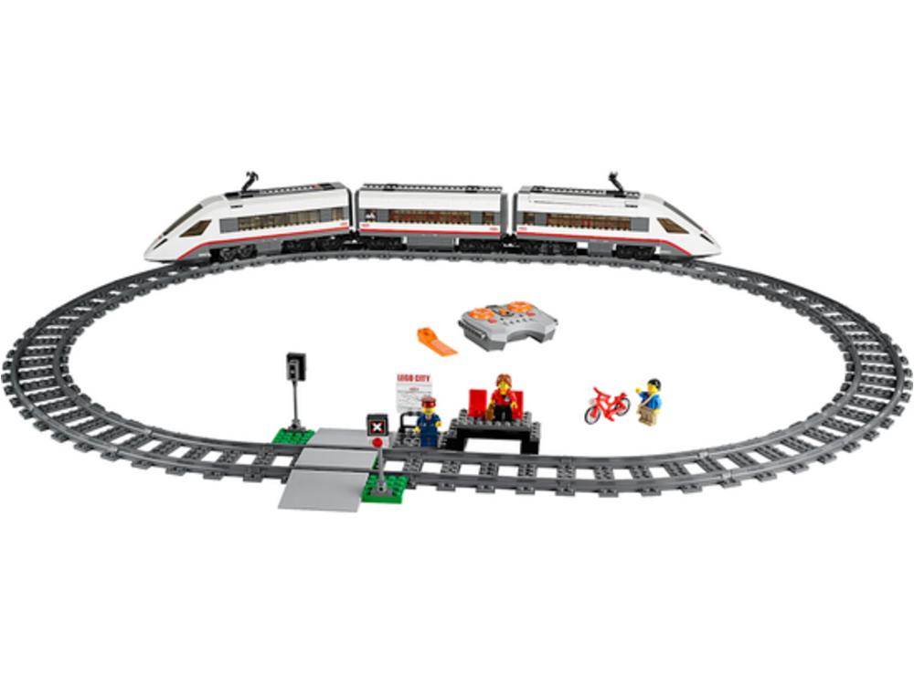 Купить набор lego city 60051