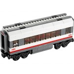 Лего 60051 Скоростной пассажирский поезд LEGO City.