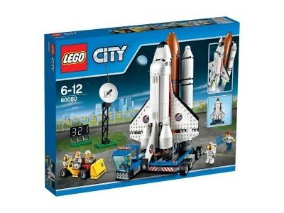 Купить Лего Сити 60080 Космопорт.