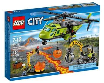 Грузовой вертолёт вулканологов