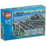Купить Лего 7895 Переключатель путей LEGO City.