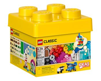 Кубики LEGO® для творческого конструирования