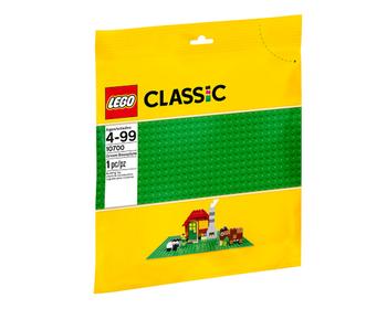 Базовая пластина зеленого цвета