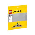 Конструктор Базовая пластина серого цвета LEGO® Classic 10701