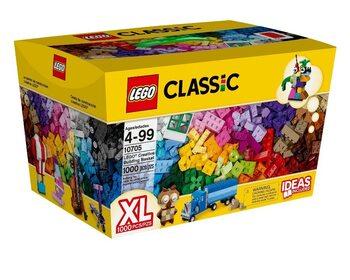 Большой Набор кубиков для свободного конструирования