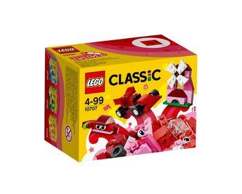 Красный набор для творчества 10707 LEGO CLASSIC