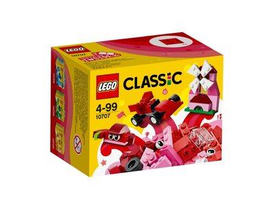 Купить Лего Классик 10707 Красный набор для творчества LEGO CLASSIC