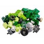 Купить Лего Классик 10708 Зеленый набор для творчества.