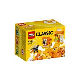 Оранжевый набор для творчества 10709 LEGO CLASSIC