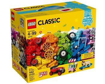 Кубики и колеса