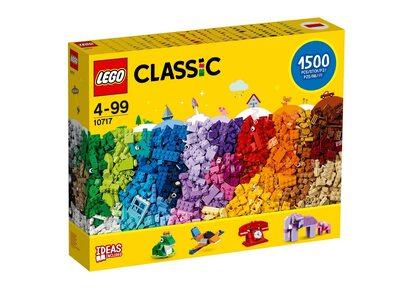 Купить Лего 10717 Кубики, кубики, кубики! LEGO Classic.