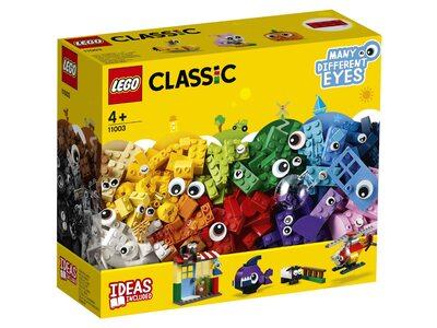Купить Лего 11003 Кубики и глазки серии Классик.