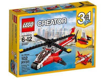 Купить Лего Креатор 31057 Красный вертолет LEGO CREATOR.