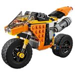 Купити Лего Креатор 31059 Помаранчевий мотоцикл LEGO CREATOR.