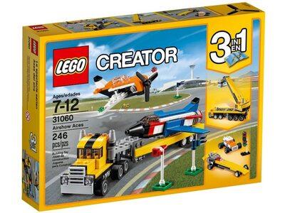 Купить Лего Креатор 31060 Пилотажная группа LEGO CREATOR.