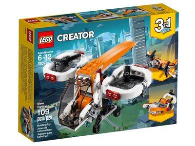 Купить Лего 31071 Исследовательский дрон, LEGO Creator.