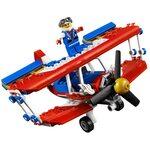 Купить Лего 31076 Бесстрашный самолет высшего пилотажа, LEGO Creator.