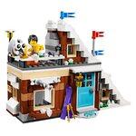 Купить Лего 31080 Зимние каникулы, LEGO Creator.