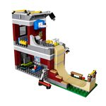 Купить Лего 31081 Скейт-площадка, LEGO Creator.