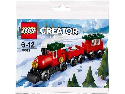 Купить Лего 30543 Праздничный поезд серии Криейтор.