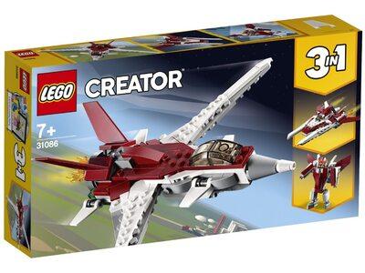 Купить Лего 31086 Истребитель будущего серии Криейтор.