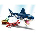 Купить Лего 31088 Обитатели морских глубин серии Криейтор.