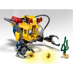 Купить Лего 31090 Робот для подводных исследований серии Криейтор.